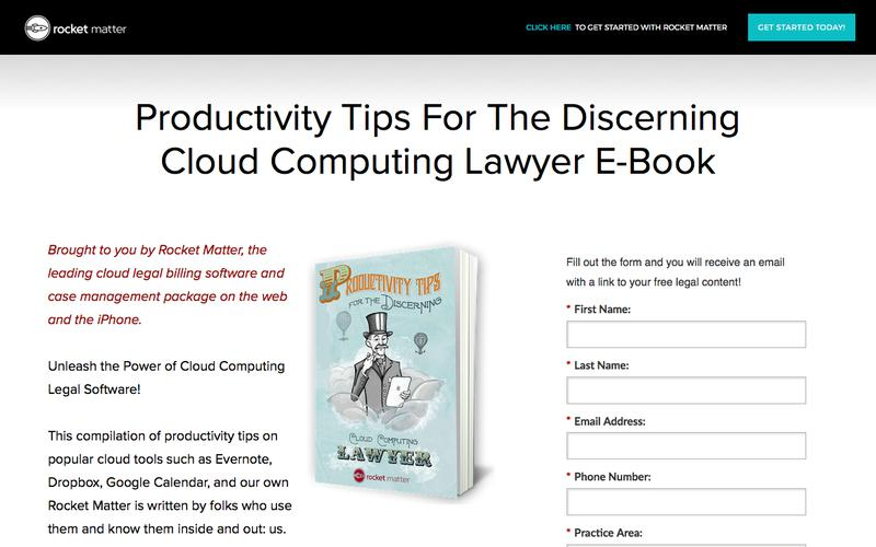 Productivity Tips For The Discerning Cloud Computing Lawyer E-Book