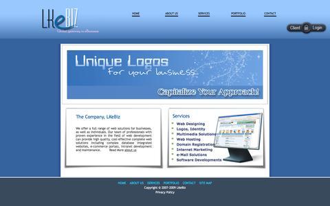 Screenshot of Home Page Privacy Page lkebiz.com - LKeBiz ~ Web Design Sri Lanka - Web Site Design by lkebiz | CREATIONS as web design Sri Lanka. Quality Web Design Company in Sri Lanka. - captured March 17, 2016