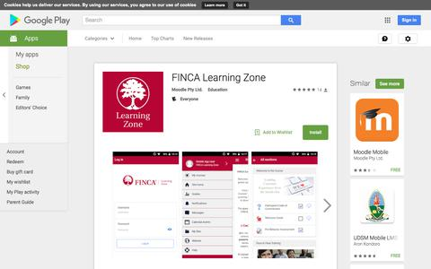 FINCA Learning Zone - Android Apps on Google Play