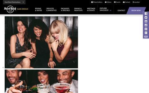 San Diego Bachelor & Bachelorette Party   HARD ROCK HOTEL SAN DIEGO Bachelor party & San Diego Bachelorette Party ideas