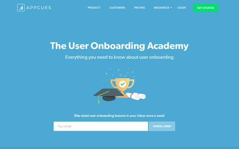 The User Onboarding Academy - A Complete Guide