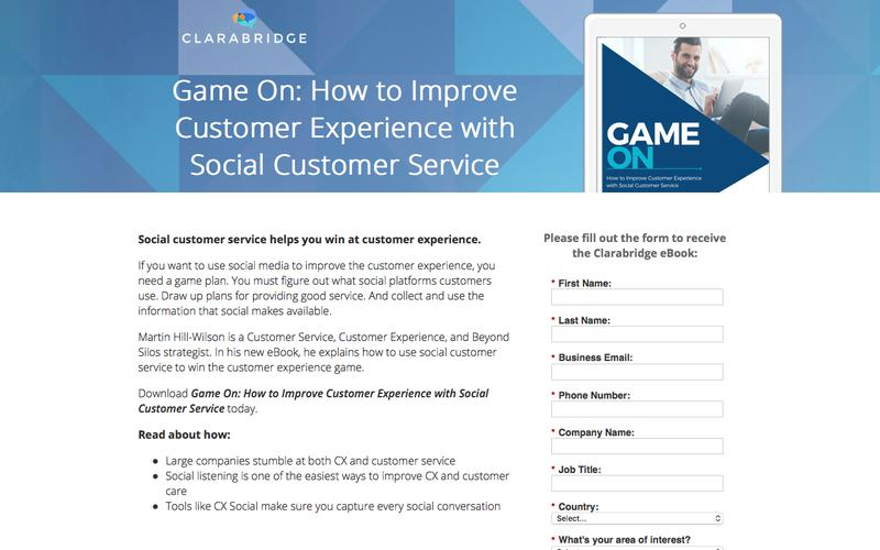 Game On: How to Improve Customer Experience with Social Customer Service