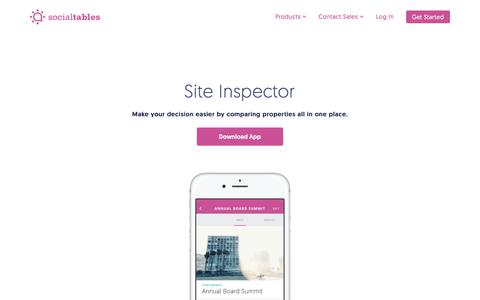 Free Site Inspecting Sidekick App - Take notes fast at your next site visit.