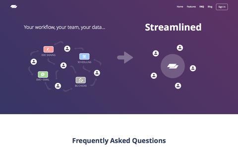 Screenshot of FAQ Page onboardiq.com - OnboardIQ - captured Nov. 20, 2015