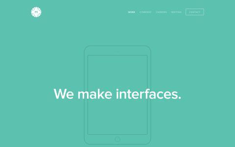 MetaLab - We make interfaces.