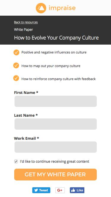 White Paper: How to Evolve Your Company Culture