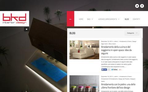 Screenshot of Press Page brokerinteriordesign.it - Broker Interior Design | Consulente di Arredamento d'interni | Blog - Broker Interior Design | Consulente di Arredamento d'interni - captured Oct. 4, 2014