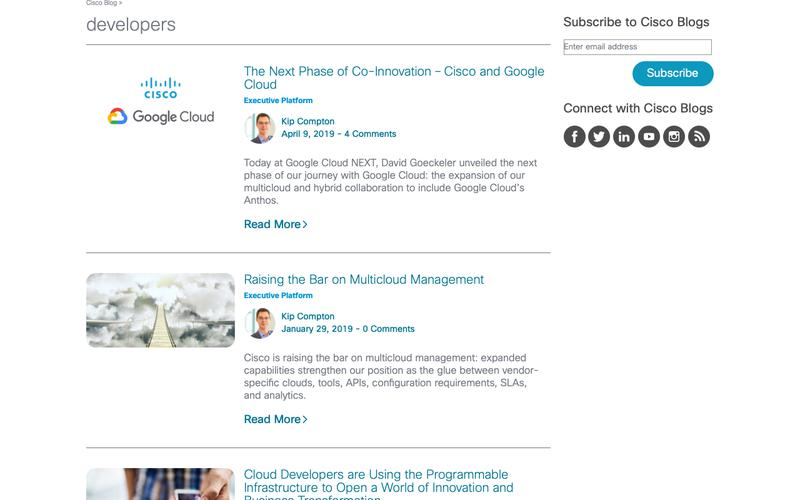 Cisco Systems | Competitive Intelligence and Insights | Crayon