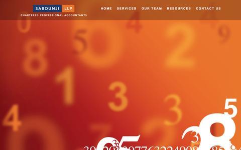 Screenshot of Signup Page sabounjillp.com - signup - captured July 21, 2016
