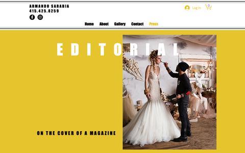 Screenshot of Press Page getyourdoup.com - getyourdoup   Press - captured Dec. 8, 2018