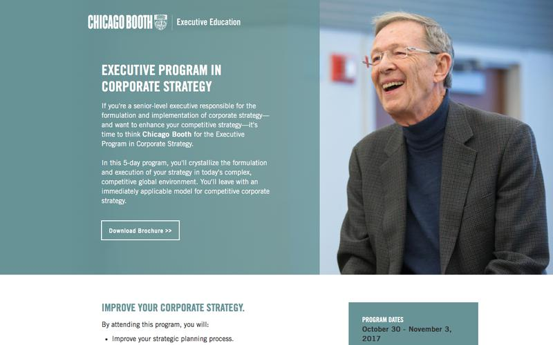 Executive Education at Chicago Booth | Corporate Strategy
