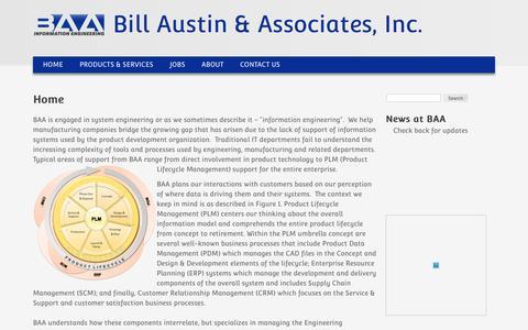 Home | Bill Austin & Associates, Inc.