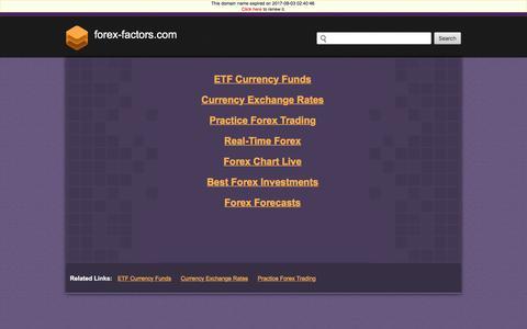 Forex-factors.com