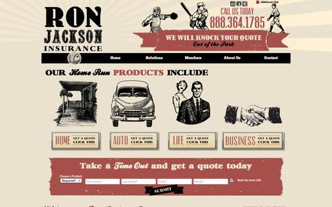 Ron Jackson Insurance Agency | Kalamazoo, Michigan Insurance Company | Michigan Insurance Solutions