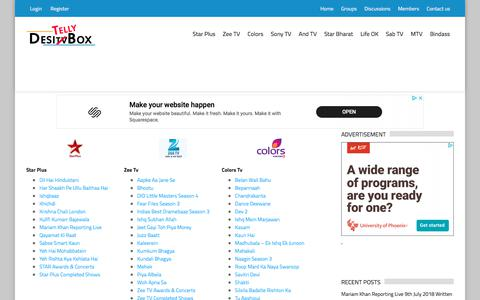 Home Pages | Website Inspiration and Examples | Crayon