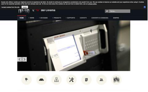 Screenshot of Home Page Privacy Page digimaonline.com - Digima - Home - captured Nov. 24, 2016