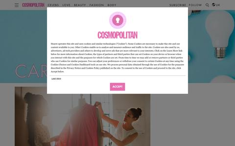 Screenshot of Jobs Page cosmopolitan.com - Career advice and tips - how to get promoted and deal with your colleagues - captured Sept. 21, 2018
