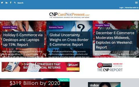 Compelling Content | CardNotPresent.com