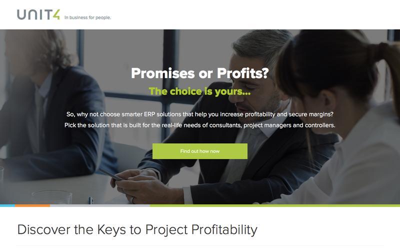 Unit4 | Project Profitability