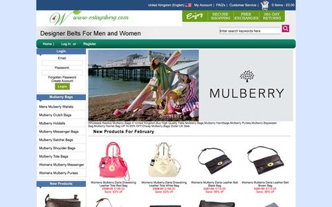 Screenshot of Home Page machin-architects.co.uk - Replica Mulberry Bags,Fake Mulberry HandBags Sale UK - captured Feb. 2, 2016
