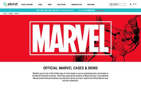 Marvel Designs For Phone Cases, Laptop or Xbox   Skinit