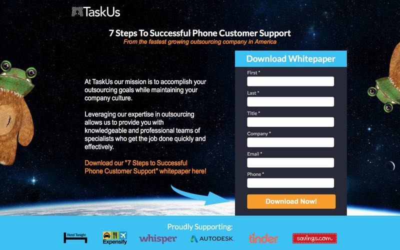 TaskUs Resources | 7 Steps To Successful Phone Customer Support