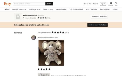 Screenshot of Support Page etsy.com - Etsy :: Your place to buy and sell all things handmade - captured Oct. 31, 2018