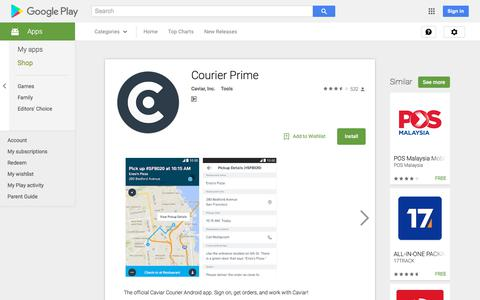 Courier Prime - Android Apps on Google Play