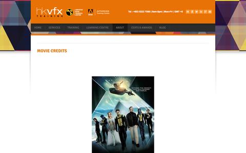 Screenshot of About Page hussinkhan.com - visual effects training in malaysia using adobe and nuke - HKVFX | AUTHORISED VFX & ADOBE WORKSHOPS IN MALAYSIA - captured Oct. 1, 2014