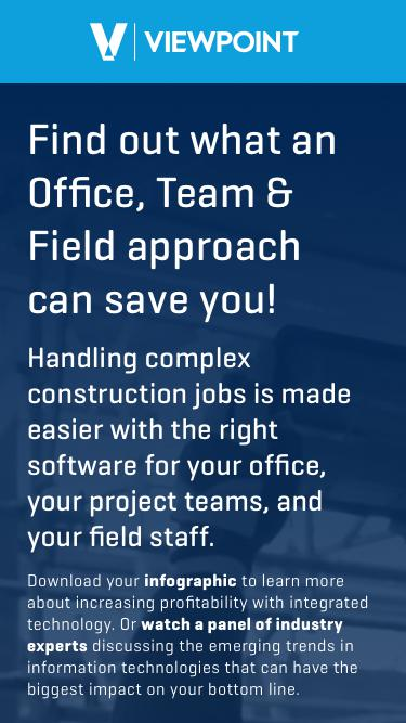 Find out what an Office, Team & Field approach can save you!
