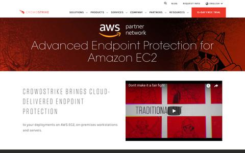 Endpoint Protection for Amazon Web Services
