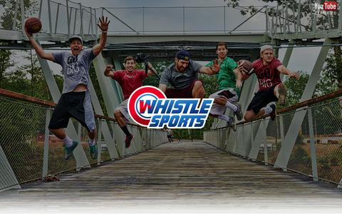 Screenshot of Terms Page thewhistle.com - Whistle Sports - captured Sept. 17, 2014