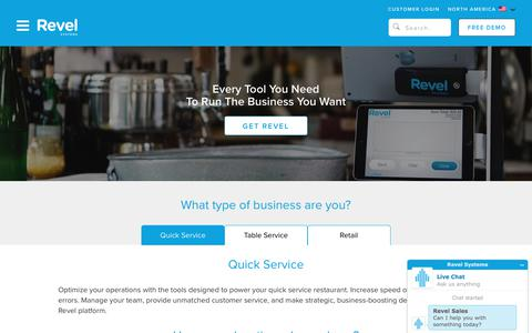 iPad POS and Business Platform | Revel Systems