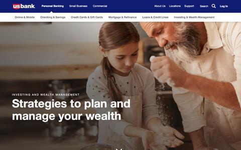 U.S. Bancorp Wealth Management