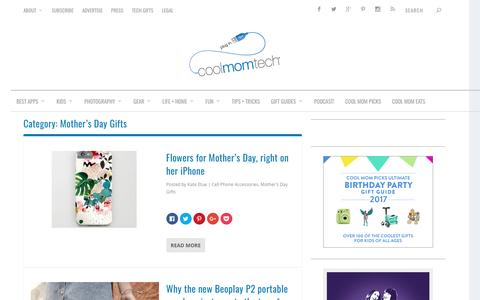 Mother's Day Gifts Archives | Cool Mom Tech