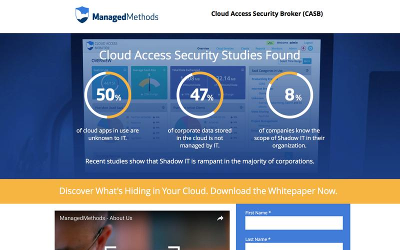 Cloud Visibility, Control & Protection of Sanctioned SaaS Apps