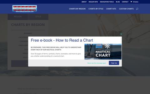 Screenshot of FAQ Page waterproofcharts.com - FAQ - Waterproof Charts - captured June 11, 2017
