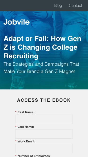 Adapt or Fail: How Gen Z is Changing College Recruiting