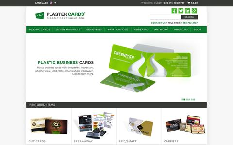 Plastic Card Manufacturers | Gift Cards, Business Cards +
