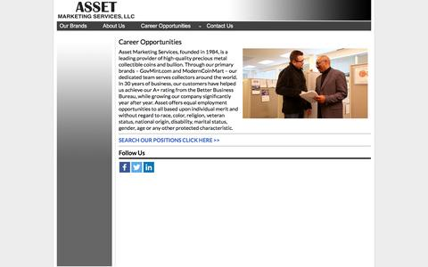 Careers - Asset Marketing Services