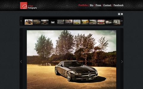 Screenshot of Home Page antype.com - anType Photography - captured Oct. 4, 2014