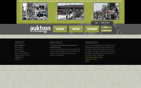 Screenshot of Maps & Directions Page auktion.se - Auktion.se - captured Nov. 13, 2018