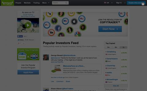 Screenshot of Signup Page etoro.com - eToro OpenBook - The Social Investment Network - captured Oct. 28, 2014
