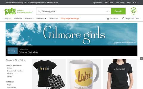 Gilmoregirlstv Gifts & Merchandise | Gilmoregirlstv Gift Ideas | Unique - CafePress