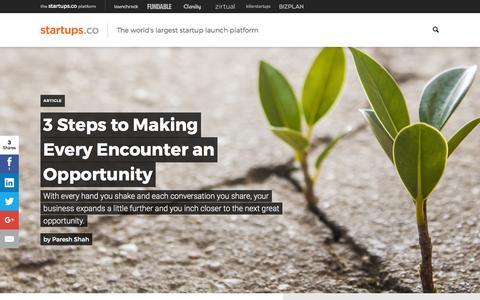 Leadership   Startups.co