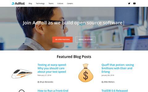 AdRoll - Engineering