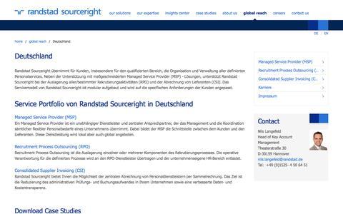 Deutschland   Randstad Sourceright