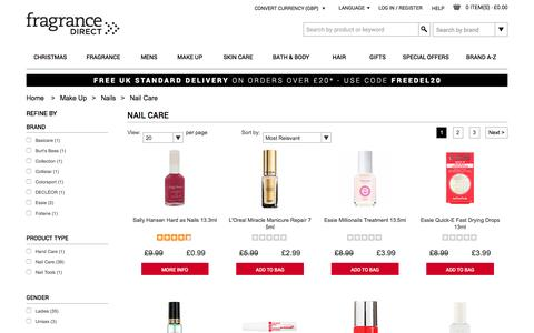Nail Care | Fragrance Direct