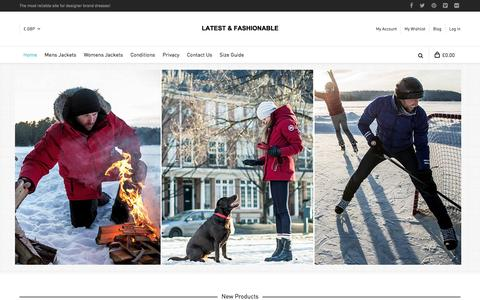 Screenshot of Home Page whaddyagot.com - All kinds of barbour jackets womens are available in the cheap jackets uk shop and there is a great range of jackets for mens store. - captured Feb. 16, 2016