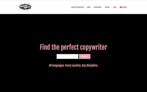 HomeNew - Copywriter Collective
